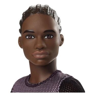 Barbie Barbie Yakışıklı Ken Bebekler  Renkli